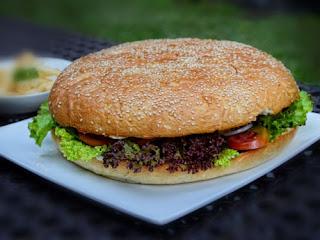 Cara Membuat Goliath Burger