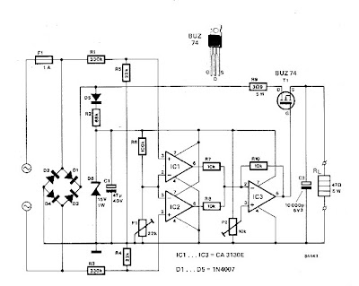 transformer less schematic