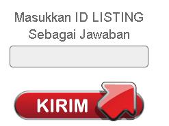 Step Pencarian Id Listing