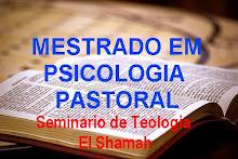 MESTRADO EM PSICOLOGIA PASTORAL