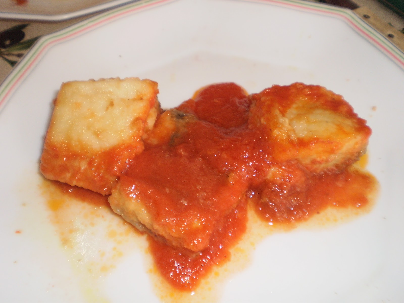 Cocina sin tonterias bacalao con tomate - Bacalao fresco con tomate ...