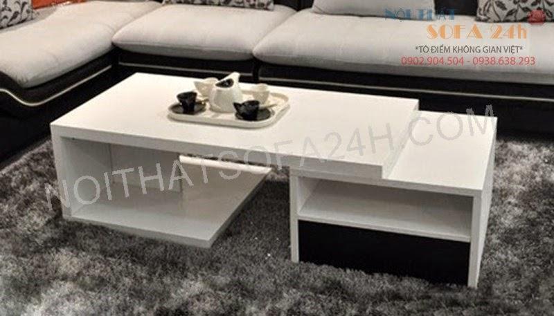 Bàn sofa gỗ BS109