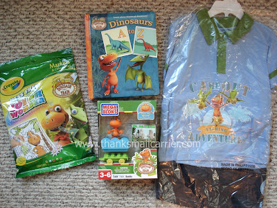 Dinosaur Train products
