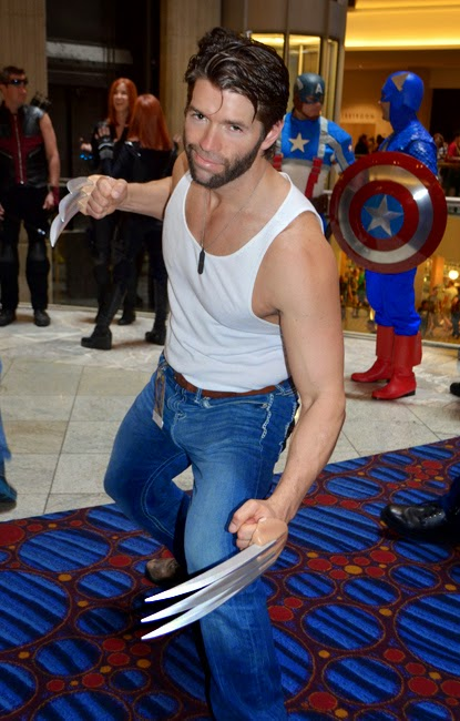 Dragon Con 2014 Cosplay | Wolverine