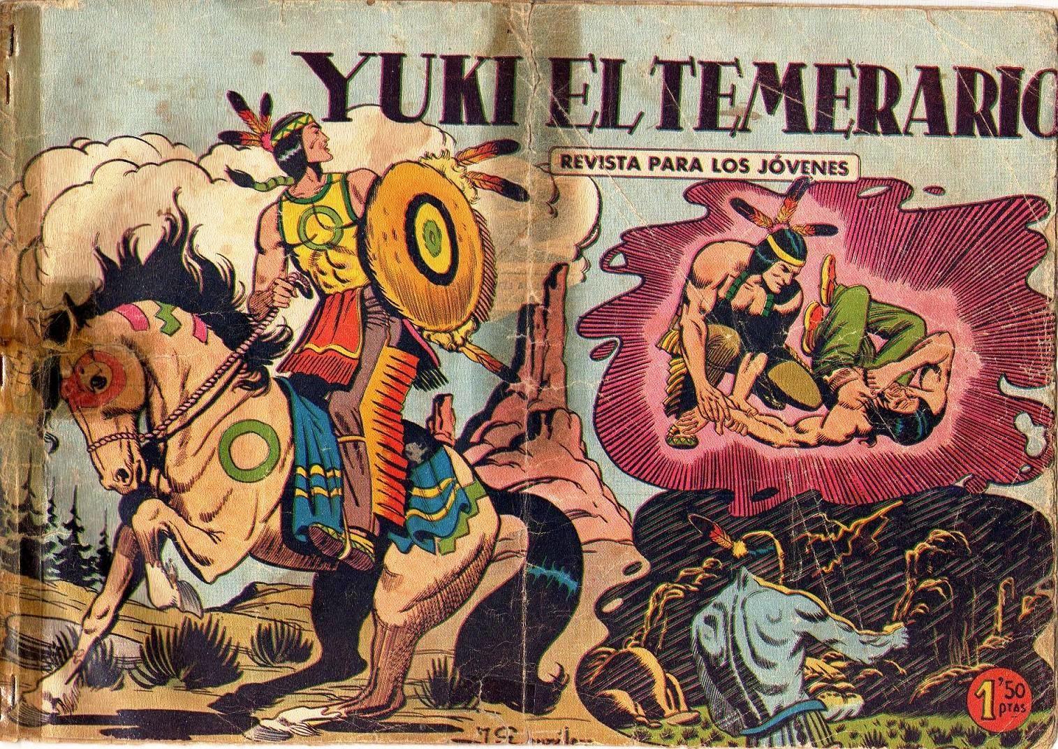 YUKI EL TEMERARIO 001
