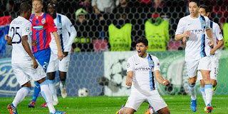 Video Gol Viktoria Plzen vs Manchester City 18 September 2013