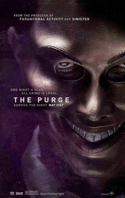 "Anti-Anonymous/Libertarian Imagery In ""The Purge,"" ""The East,"" and ""The Following"""