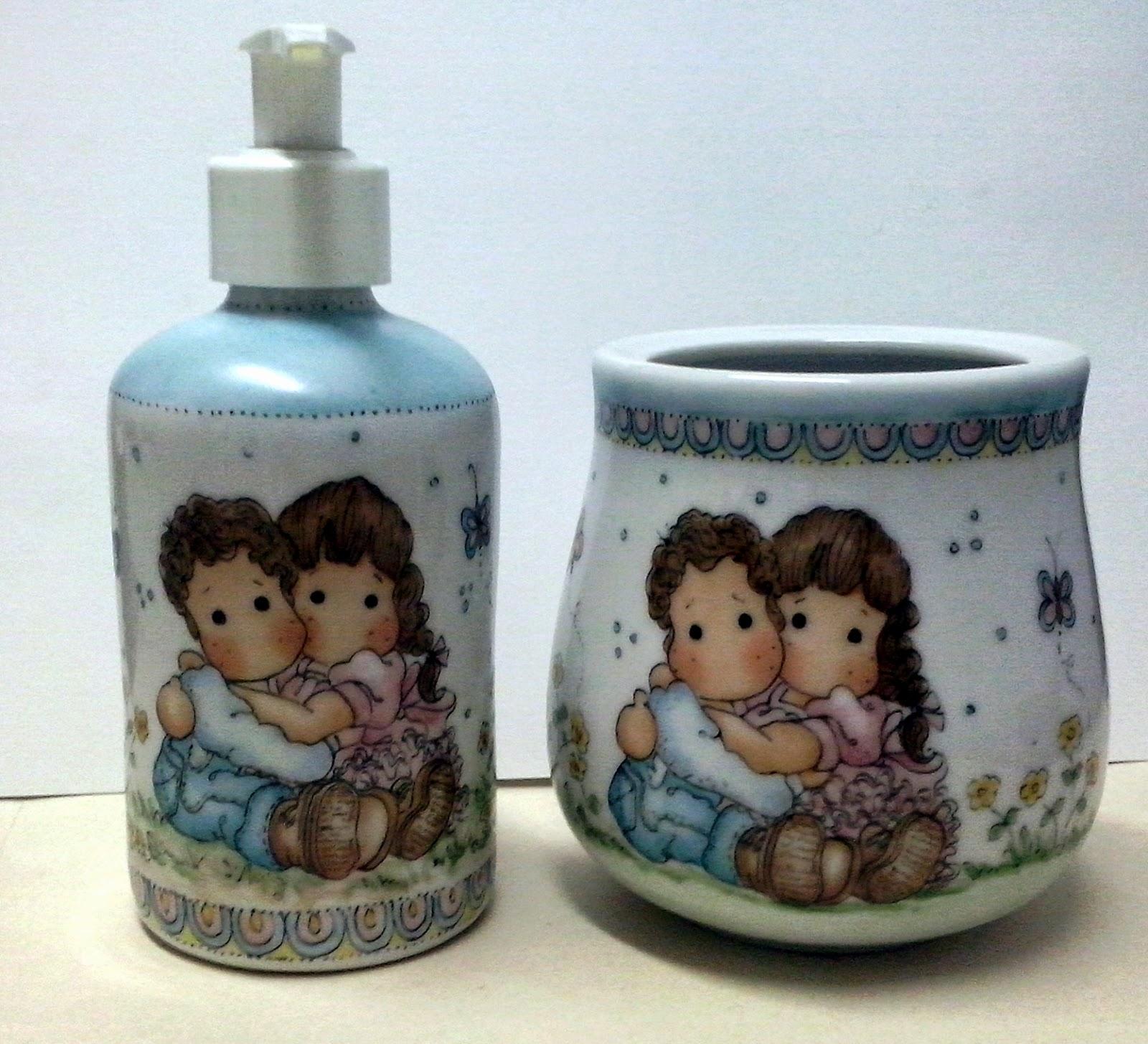 BLOG DA BETH: Kits de Banheiro Porcelana Personalizada #497282 1600 1455