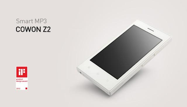 Cowon iAudio z2