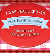 Featured on Full Plate Thursday