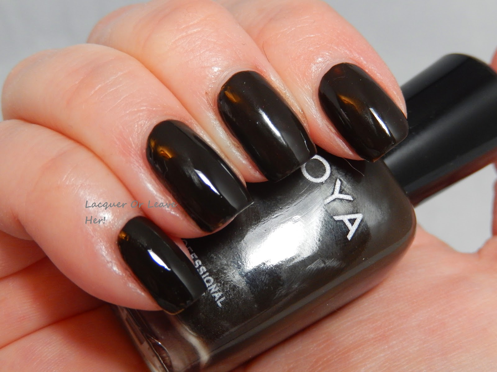 Zoya Codie Lacquer or Leave Her!:...