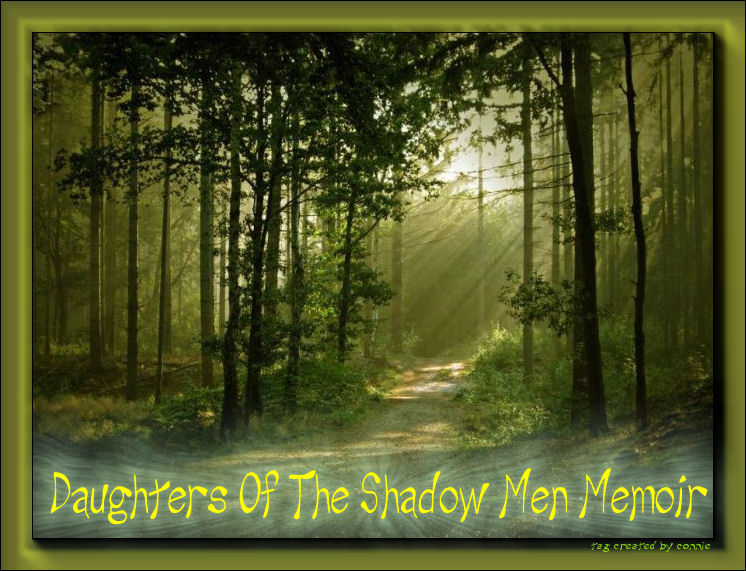 Daughters of the Shadow Men Memoir