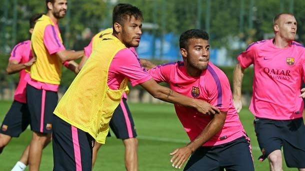 Penúltima sesión antes de recibir al Celta en el Camp Nou