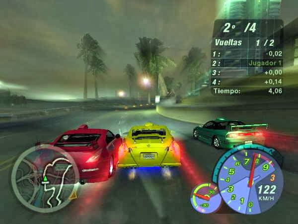 Need For Speed Underground 2 Screen Shots