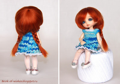 платье для pukiFee