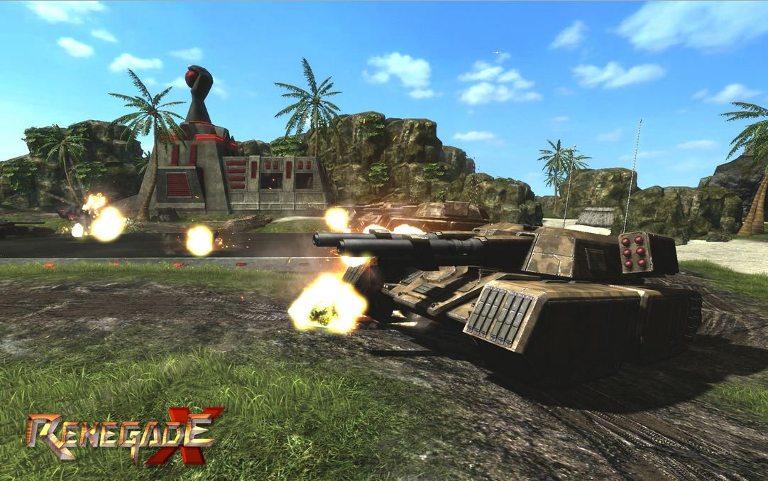 Download Game Shooter Seru Renegade X Gratis