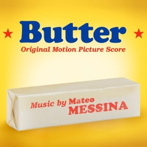 Butter Song - Butter Music - Butter Soundtrack - Butter Score