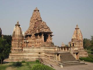 Khajuraho-Lakshmana temple