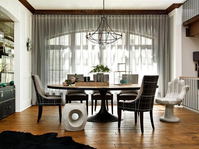 rideaux de salle manger rideaux et voilages