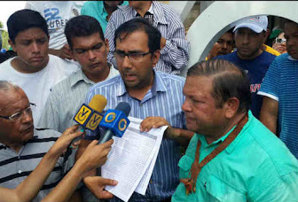 Andrés Velásquez: Tengo el 100% de las actas y puedo demostrar que gané con 2.626 votos