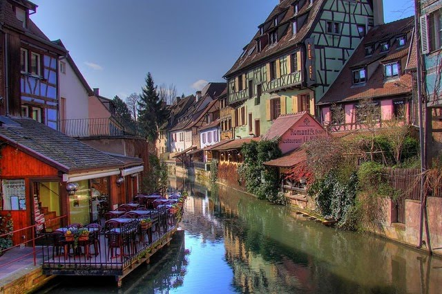 cool travel wallpapers: Cool Travel Places In Colmar
