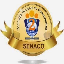 2o. seminário nacional de concurseiros