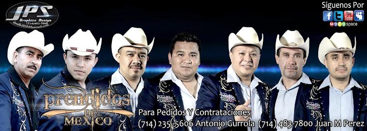 PRENDIDOS DE MEXICO