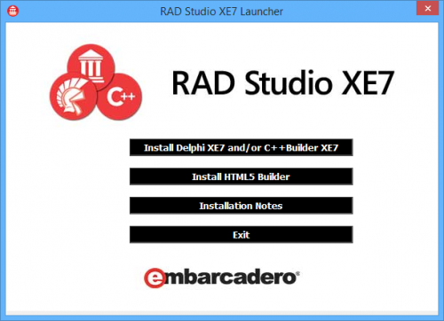 Embarcadero-RAD-Studio