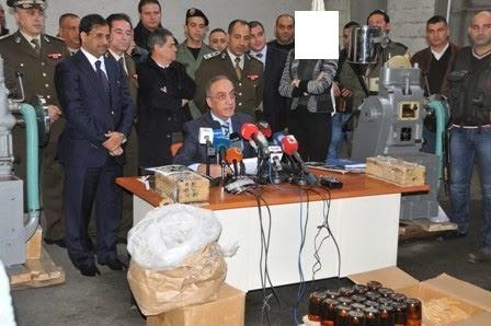 Pabrik Narkoba Hizbullah Syiah Hizbul Ganja