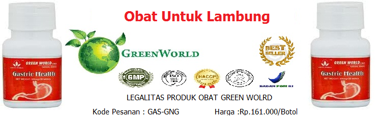 Obat Herbal Gastric Health Tablet