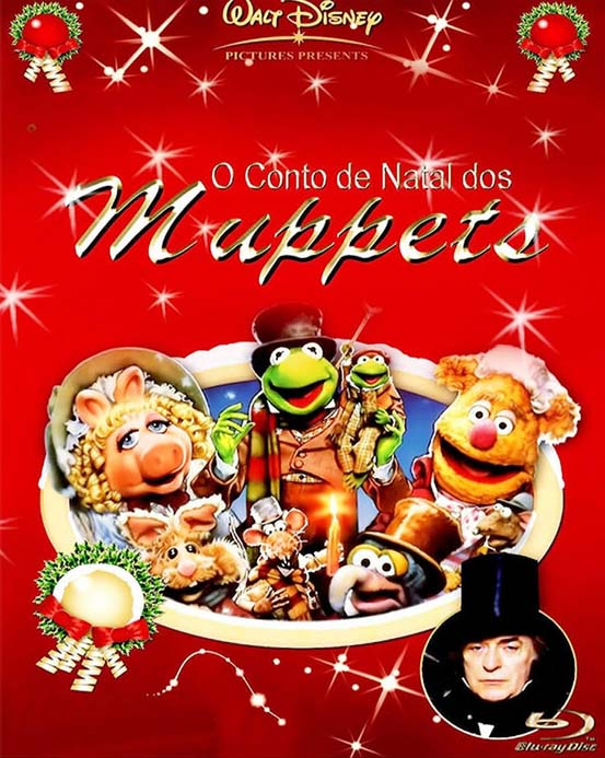 O Conto de Natal dos Muppets Torrent – BluRay 720p Dublado