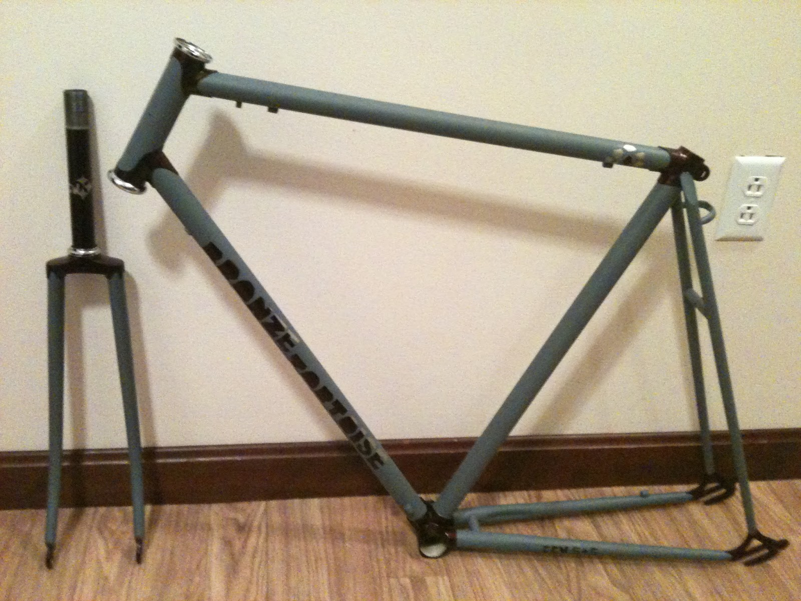 Aero Tech Designs Cyclewear: DIY: How to Give Your Frame a New Paint Job
