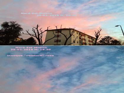"""innoque """"velature rosa"""" a Milano"""