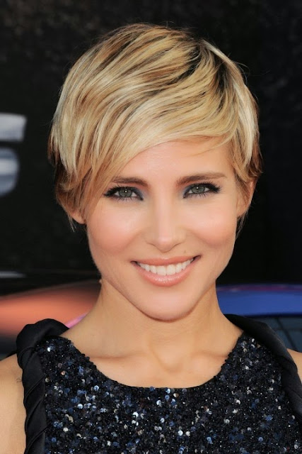 Elsa Pataky Short Hairstyles Season