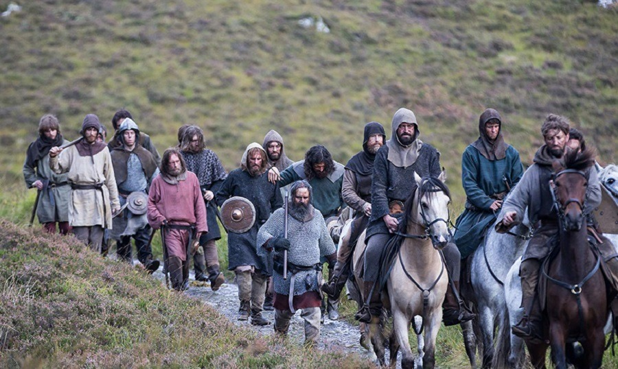 Filme Legítimo Rei -  Netflix Outlaw King Torrent
