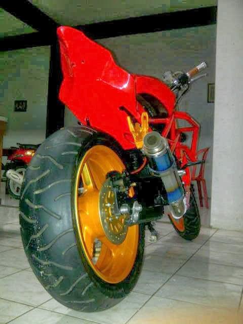 Modif Yamaha Nvl