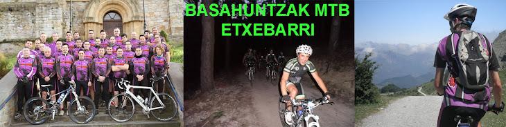 Basahuntzak MTB Etxebarri