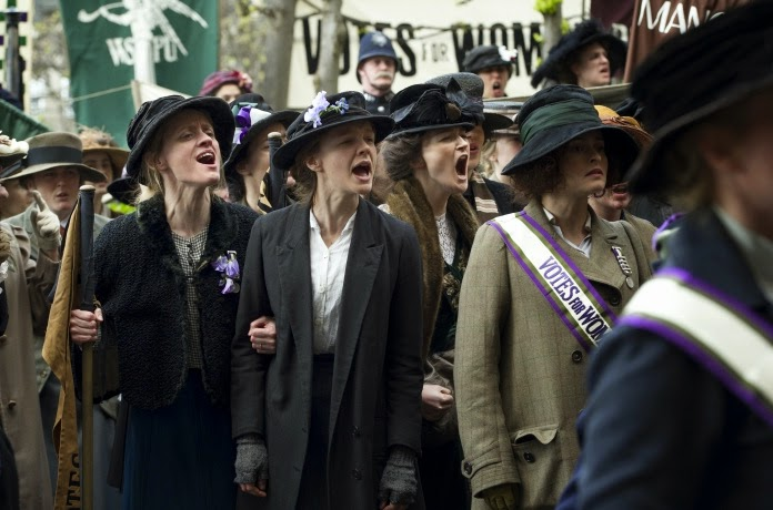 screen Suffragette