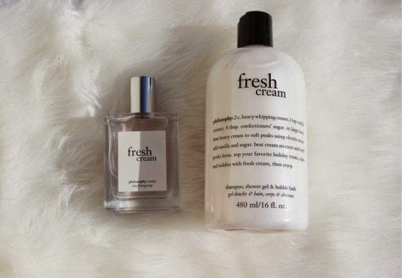 Philosophy Fresh Cream Collection