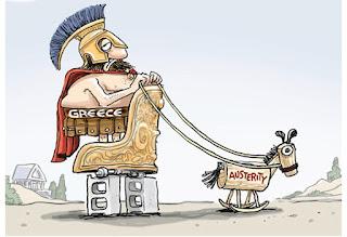 Έγγραφα του ΔΝΤ που διέρρευσαν: Η λιτότητα δεν είναι αρκετή για να σώσει την Ελλάδα!!!