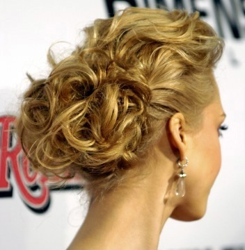 pictures of updos for prom 2011. prom curly updo