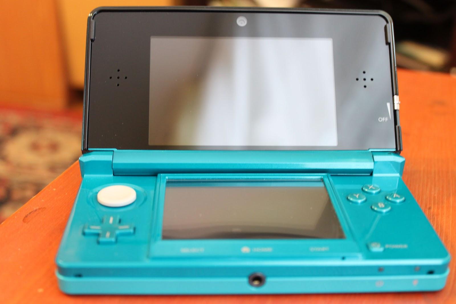 konsola przenośna Nintendo