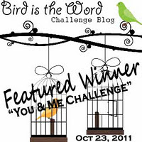 I`m featured Winner with  YOU&ME!
