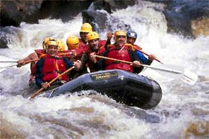 rafting camps in rishikesh