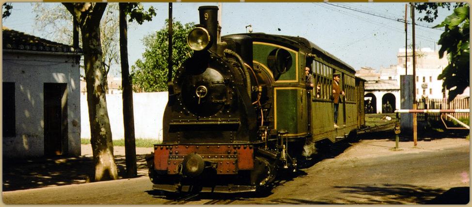 Ferrocarriles de España