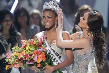 Leila Lopes, Leila Lopes, Pemenang Miss Universe 2011
