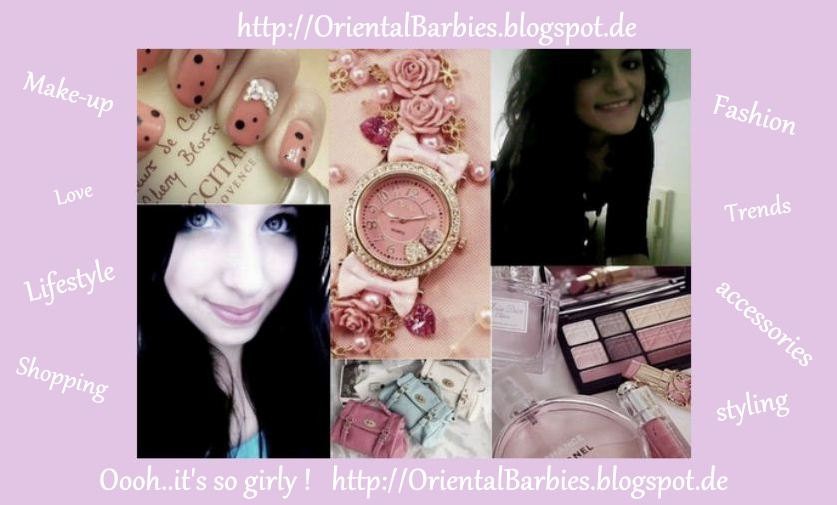 Oriental Barbies