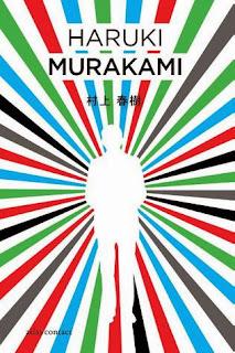 De kleurloze Tsukuru Tazaki en zijn pelgrimsjaren, Murakami cover