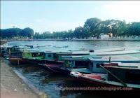 Kelotok wisata, Siring martapura, sungai Kalsel, Wisata Banjarmasin