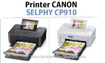 2 pilihan warna printer CANON SELPHY C910